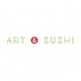 Logo Art and Sushi