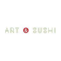 Logo Art&Sushi, restaurante con Carta Digital EntreCartas